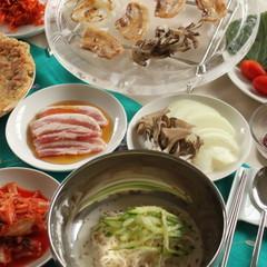 <韓国料理>秋は白色プルプル食材で、「潤い」美肌を作りましょ♪
