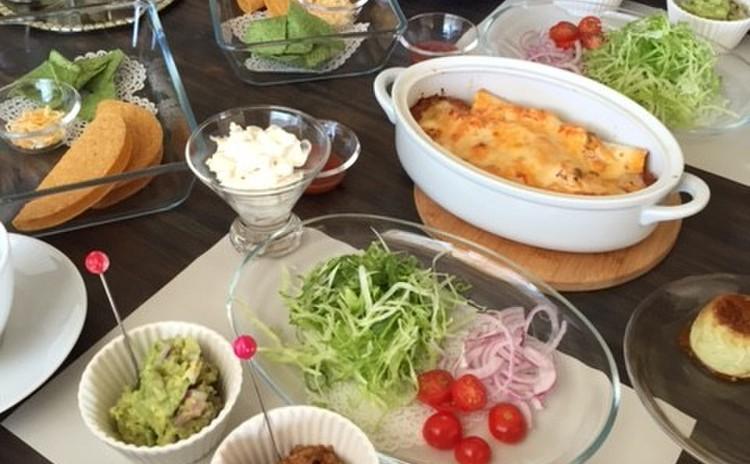お料理で巡る世界の旅 ~メキシコ   タコス~