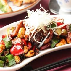 「清水森ナンバ」 国産唐辛子を使っておもてなし中華を作ろう!