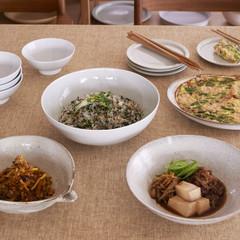 何度でも作りたい基本の家庭料理 肉豆腐・蟹と野菜の卵焼・胡桃和え・菜飯