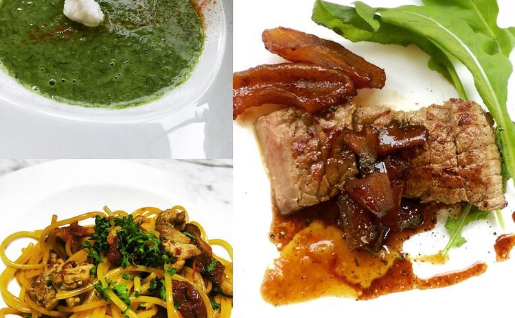 【Foodies シェフズテーブル】秋の味覚プチフルコース♪  お肉編