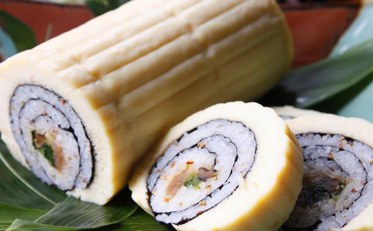 伊達巻き寿司