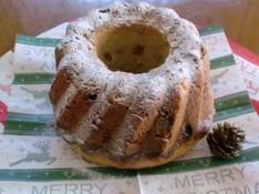 料理レッスン写真 - とっても簡単! クリスマスの定番クグロフをマスターしちゃいましょう!