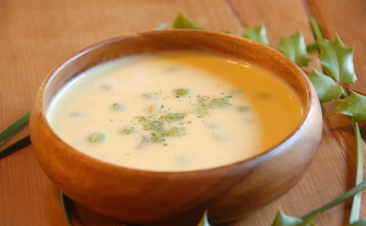 急遽でも対応できる、旬野菜簡単スープ