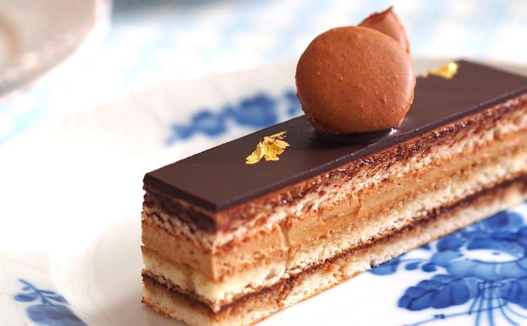 本格フランス菓子、オペラをご家庭でトライしてみませんか!!!