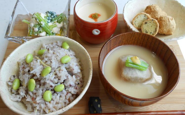 【無添加素材】ほっこり和食の基本!だしと素材を活かしきる和コース料理。