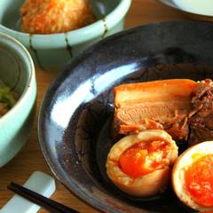 2.5時間ふっくら角煮 クセになるセロリご飯、里芋のコロッケ