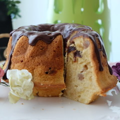 しっとり大人のマロンのケーキ