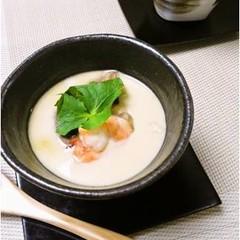 和食の基本☆5分でできる本格だしの取り方と蒸し器不要の料亭風茶碗蒸し