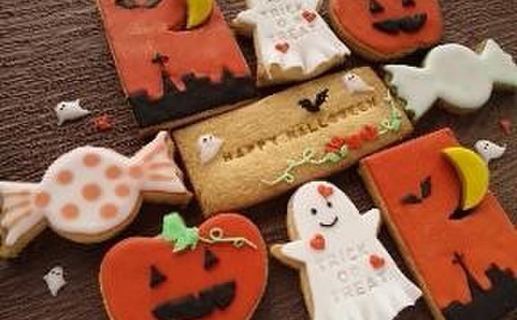 初めてでも可愛くできちゃう♪アイシングクッキーでハロウィンを楽しもう!