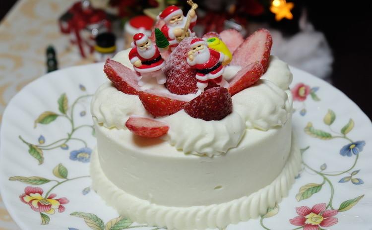 緊急日程追加!未だ間に合う!Xmas直前!今年はプロと作るお店のケーキ
