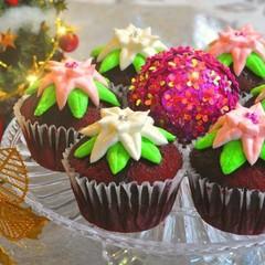クリスマスに深紅のチョコケーキはいかが? 日本上陸中のレッドベルベット