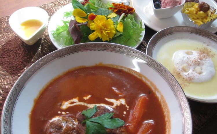 世界のご馳走ブラジル♪ハバーダと栗のスープでパーティー&おもてなし♡