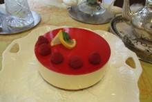 料理レッスン写真 - 糖質制限でレモンと木苺の素敵なアントルメ作り!