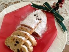 料理レッスン写真 - クリスマスはこれで決まり! 豪華でおいしい本格シュトーレン!