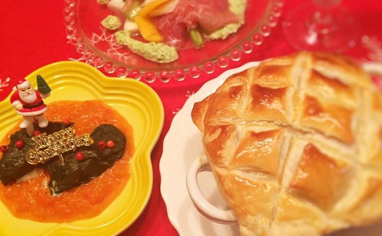 クリスマスにチキンポットパイを作ろう☆ワインのアテのモテ料理②