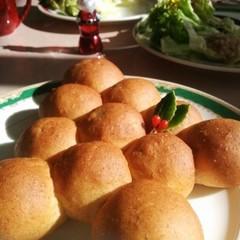 クリスマスパンツリーパンを作ろう