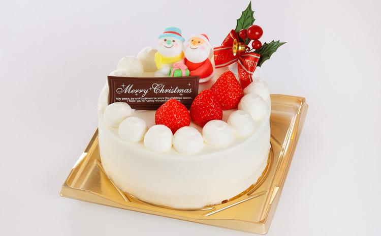 ☆Happy X'mas☆ 今年は手作りのケーキで…