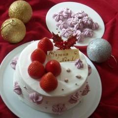 今年のクリスマスは手作りで!イチゴのデコレーションケーキ完全レッスン!