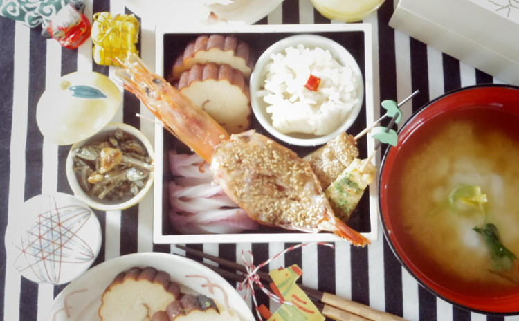 【追加開催】♡はじめて作る私のおせち♡優しい京風ごちそう7品*祝ご膳で