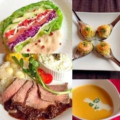 オーブンを使わない簡単ローストビーフでおもてなし♡xmasやお正月に♡