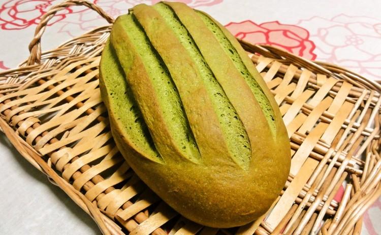 白神こだま酵母で作る抹茶ミルクハース&お餅みたいなポンデケージョ☆