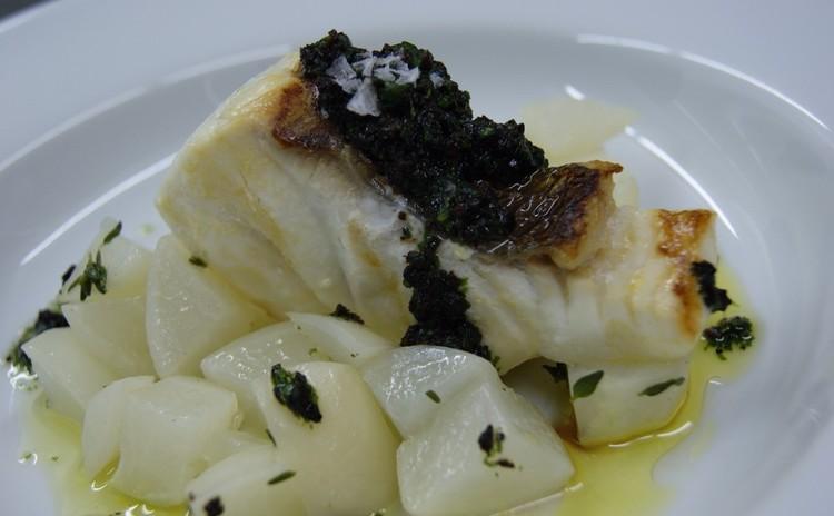冬に美味しい野菜を利用してお魚をふっくらとプロヴァンス風に!