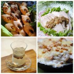 リクエストとろける豆腐グラタン、絶品鶏ハム、ベーコンエピも焼きましょう