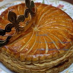 フランスの新年(お正月)はやっぱりガレット・デ・ロワ!今年は生地から♪