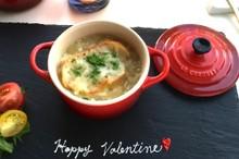料理レッスン写真 - バレンタインにお勧め!ふっくらカリカリ鯛のソテー&ポルチーニリゾット