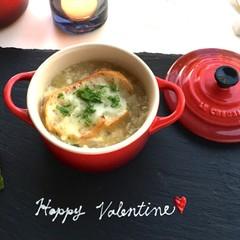 バレンタインにお勧め!ふっくらカリカリ鯛のソテー&ポルチーニリゾット