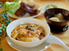 料理レッスン写真 - 簡単だから何度でも 寒い季節に食べたい白菜の餡掛けご飯、大根スープ他