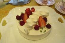 料理レッスン写真 - 糖質制限でベリーのフォレノワール!苺と木苺のダブルベリーが魅力です!