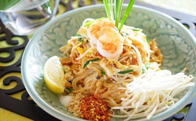 本当に美味しく作れる本格タイ料理。本気の「パッタイ」(タイ式焼きそば)