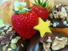 料理レッスン写真 - バレンタイン直前ハートチョコパンとベジチョコを作ろう