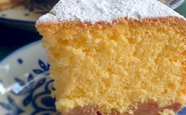 ロシア風りんごケーキ シャルロートカ