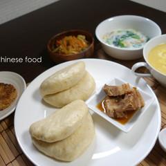 美容食クッキング*美中華*生地から作る「割包」美と健康のゴマ栄養講座