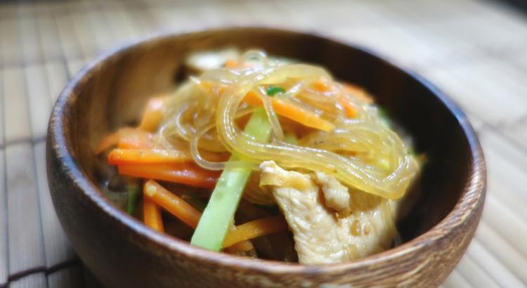 【春雨サラダ】美味しさを作るためのひと手間がみそ!