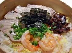 料理レッスン写真 - 【冬のご馳走】 マグロの蒸寿司、牡蠣の摺り流し、ナタ割大根