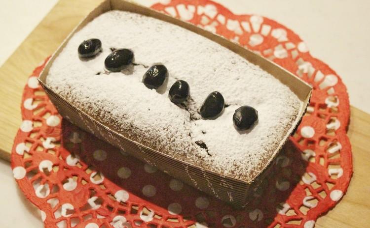 バレンタインにおすすめ☆チョコブレッドと低カロリーガトーショコラ