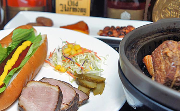 自宅で出来る『燻製料理・肉』世界5大ウイスキーと作りたて焼豚を楽しむ