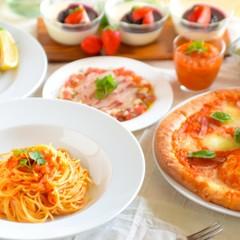 絶品トマトソースとおさえておきたい6種のカジュアルイタリアン!