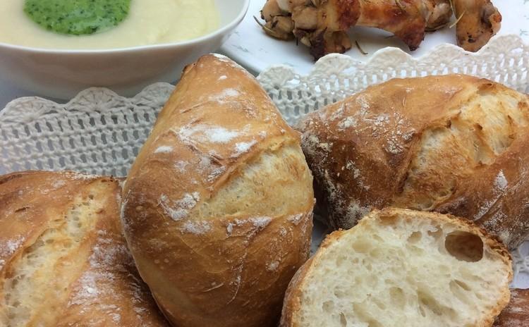 低温熟成‼️ 白神こだま酵母リュスティックと越冬じゃがいもの絶品スープ