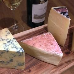 ワインとたのしむナチュラルチーズ*バレンタインにも