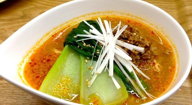 濃厚ウマ辛「担々麺」