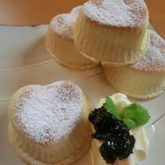 ホシノ天然酵母DEかわいい♡クリームチーズパン&キャロットロールパン