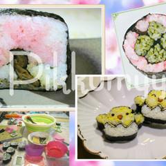 可愛い&簡単❀桜の木・ひよこ・四葉のクローバー❀パーティ・お弁当に!