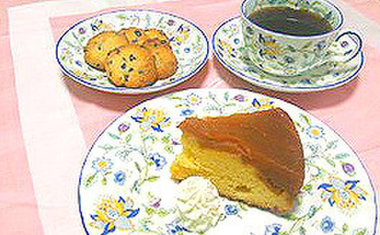【試食タイム】焼きたてのクッキーとケーキでティータイム♪