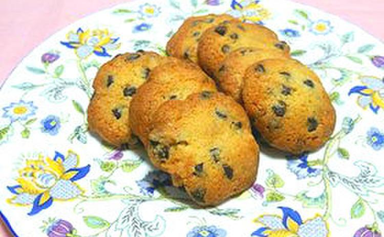 【チョコチップクッキー】