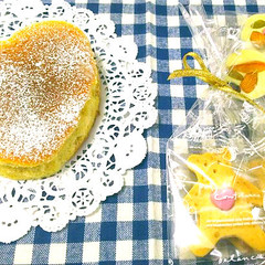 ホワイトデーに!  チーズケーキ&チョコ&クマちゃんクッキー